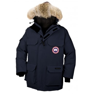 Canada Goose Expedition Parka Marine Homme