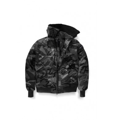 4227b452bf Canada Goose Homme Bromley Bomber Black Label - 7996MB - Black Classic Camo