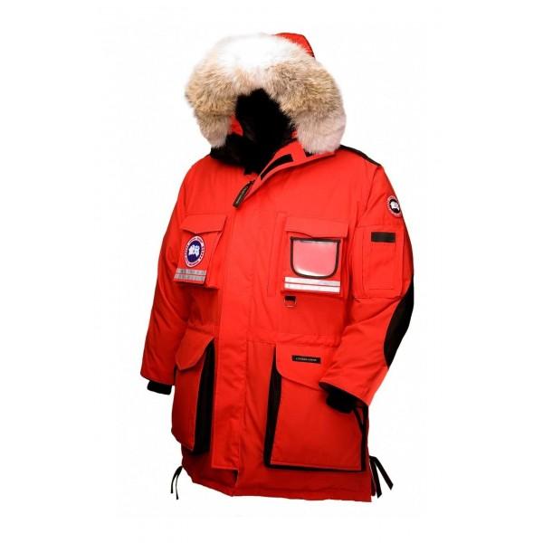 baskets pour pas cher 3ef2f 079a5 Canada Goose Snow Mantra Parka Rouge Homme en Solde - Canada ...