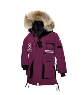 Canada Goose Snow Mantra Parka Berry Femme,doudounes online