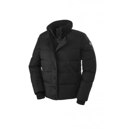 24943ebabec Canada Goose Brigette Jacket Black Label Femme 2559L - Black